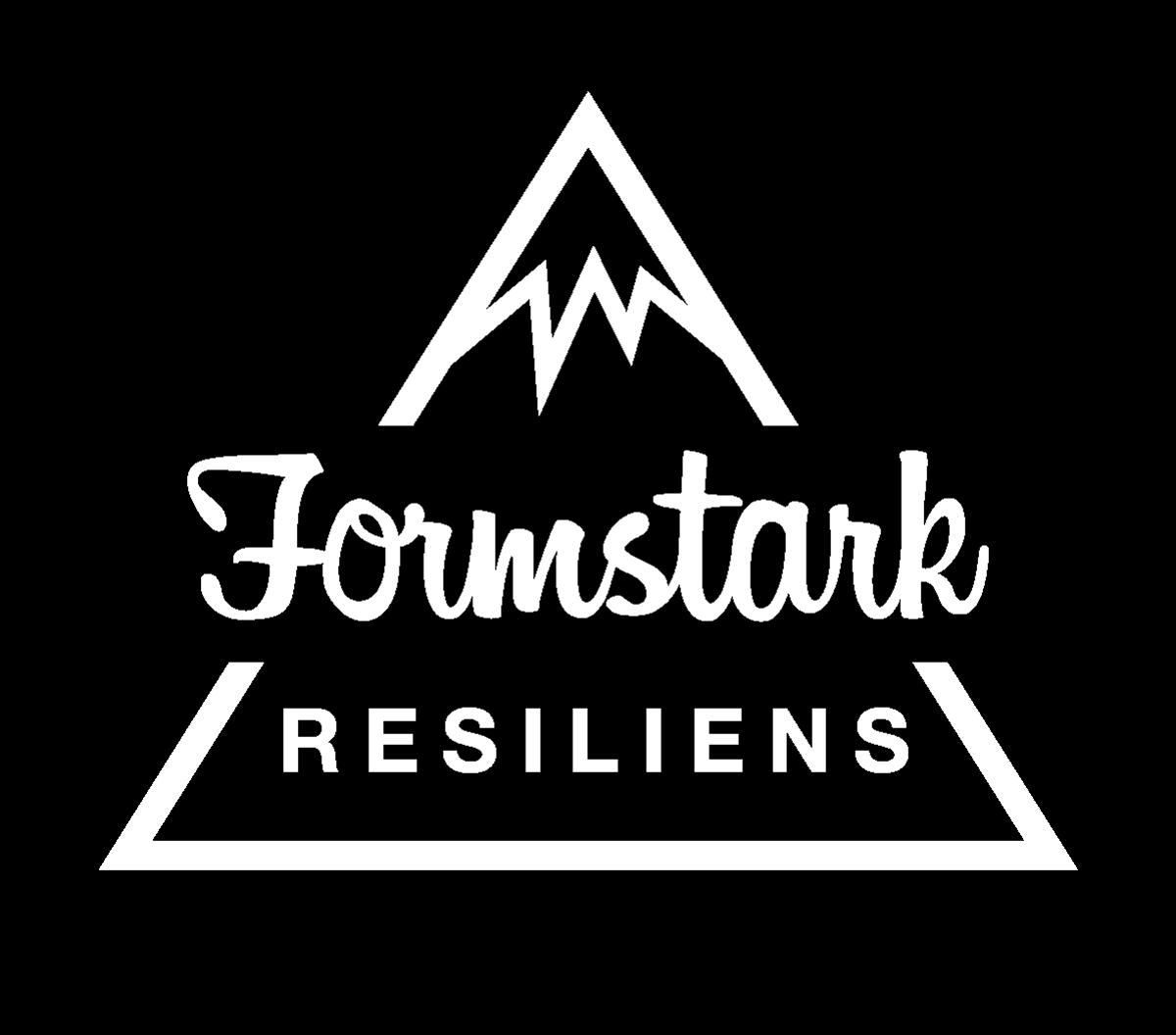 Formstark resiliens